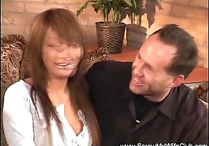 Interracial Swinger Action Give Asian MILF