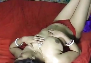 Desi Cheating wife anent HomeMade making love