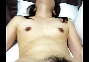 My attractive japanese girl strong orgasm11